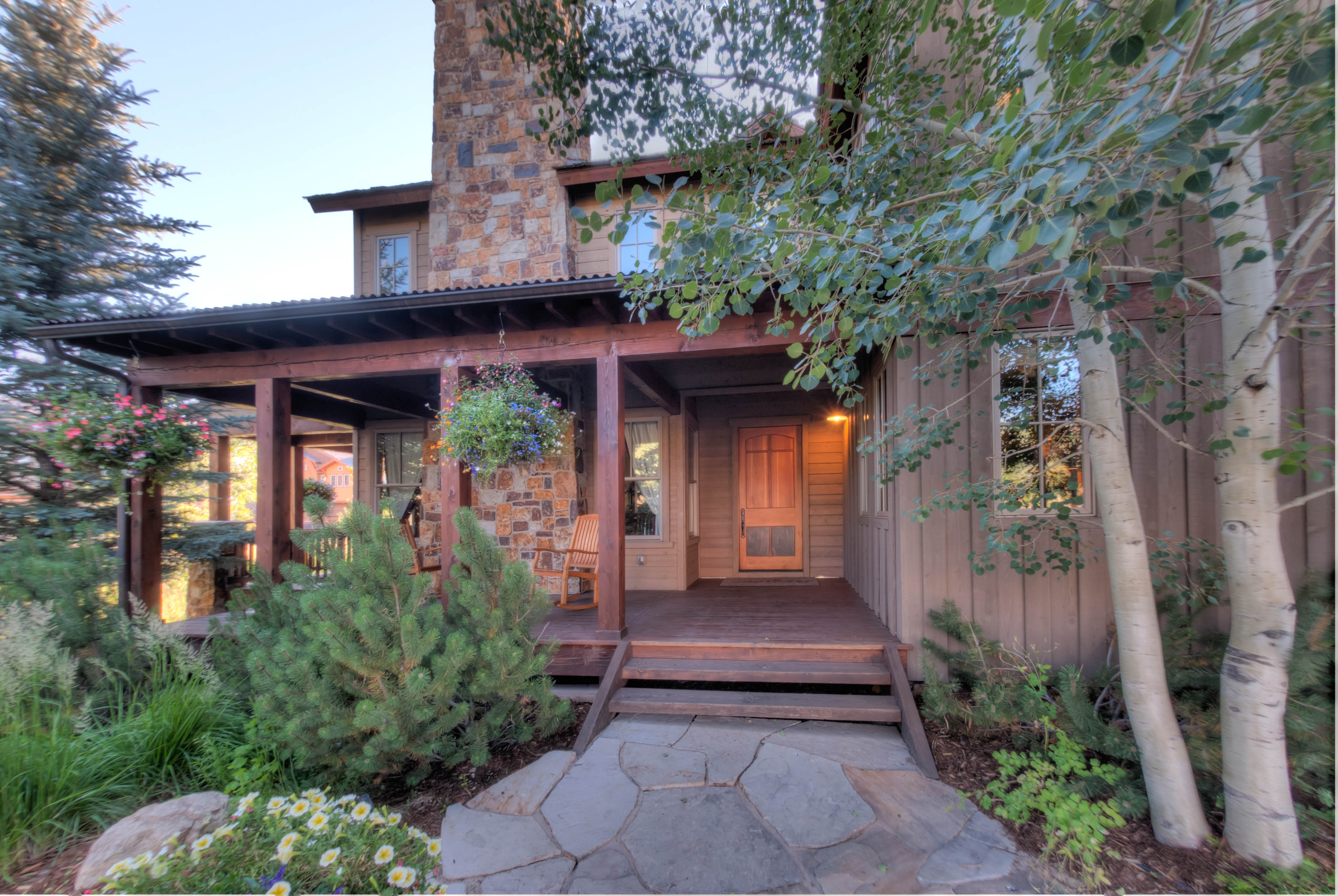 Lodgepole Steamboat Springs Luxury Vacation Homes The
