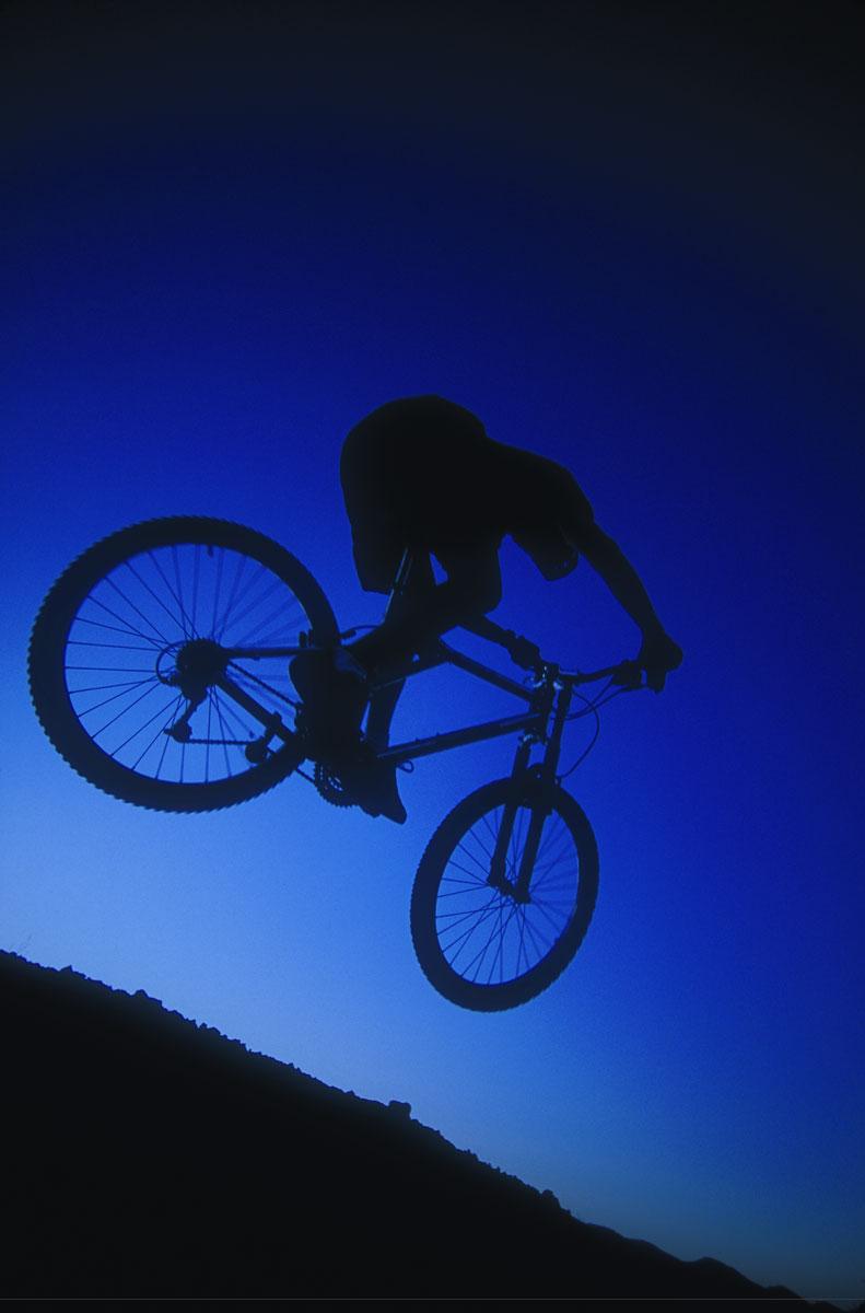 jumping bike